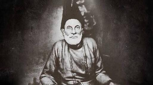 Mirza Ghalib (1797-1869) Meerut connection of Mirza Ghalib, a prominent Urdu and Persian poet during the last years of the Mugal Empire.
