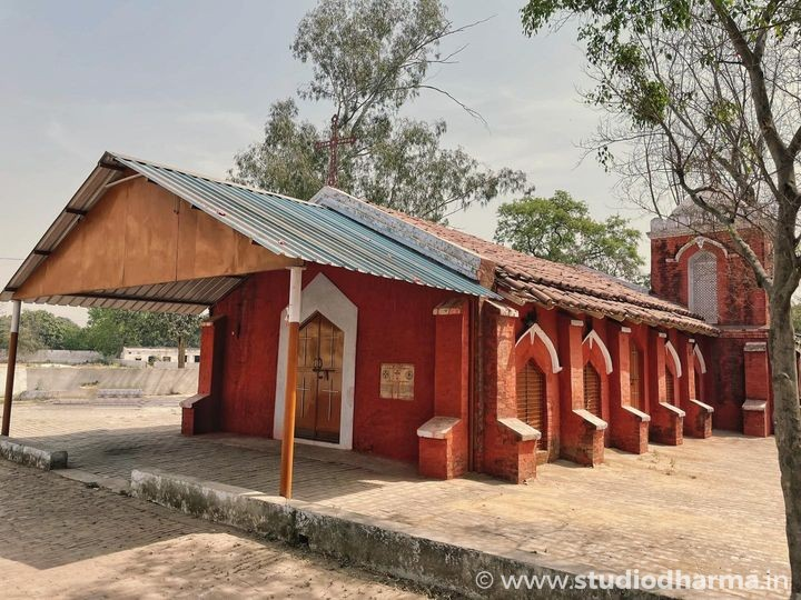 St ANDREW'S CHURCH, JEYI, MEERUT.